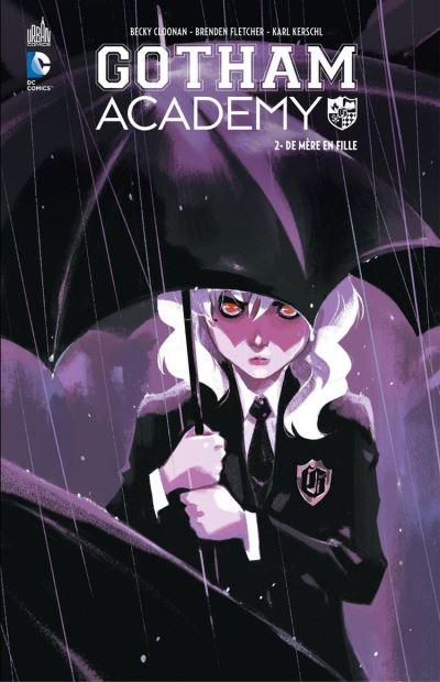 Gotham Academy - Tome 2 - De mère en fille - 9791026843948 - 7,99 €