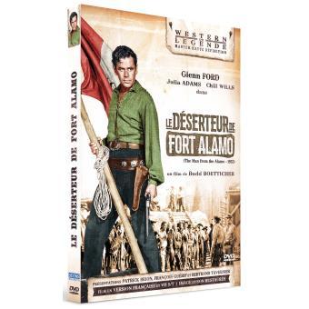 Le déserteur de Fort Alamo DVD