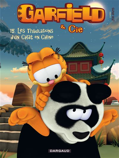 Garfield & Cie - Les Tribulations d'un chat en Chine