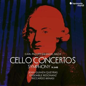 C.P.E. BACH CELLO CONCERTO & SYMPHO