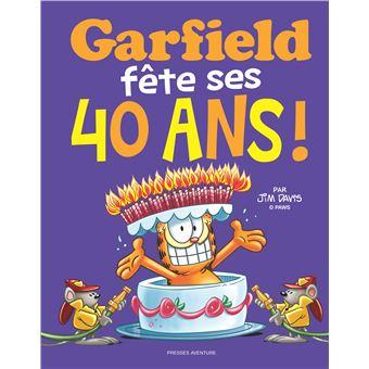 GarfieldGarfield fête ses 40 ans !