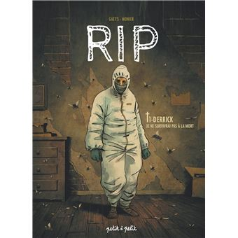 RIP RIPDerrick, je ne survivrai pas à la mort
