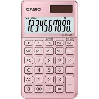 CASIO SL-1000SC-PK-S-EP PINK