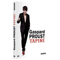 Gaspard Proust tapine DVD
