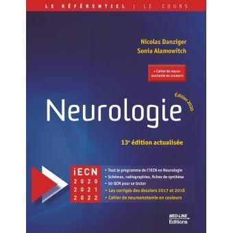 Neurologie 3ème édition - Nicolas Danziger,Sonia Alamowitch