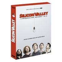 Silicon Valley Saisons 1 et 2 Coffret DVD