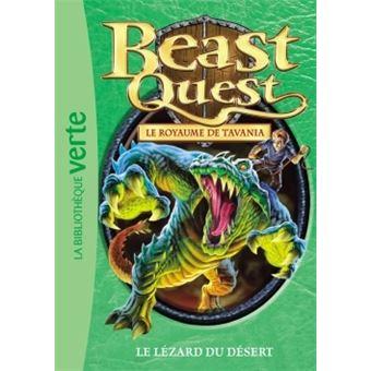 Beast QuestBeast Quest 41 - Le lézard du désert