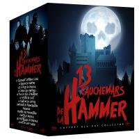 Coffret 13 Cauchemars de la Hammer Blu-ray