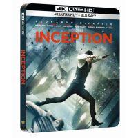 Inception Steelbook Blu-ray 4K Ultra HD