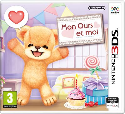 Mon ours et moi Nintendo 3DS