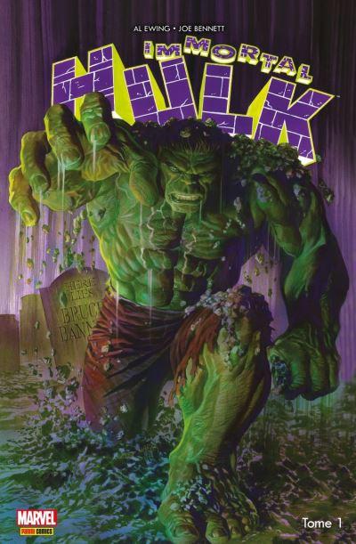 Immortal Hulk (2018) T01 - Ou est-il les deux ? - 9782809481730 - 12,99 €