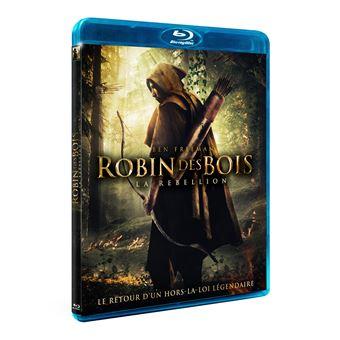 Robin des BoisRobin Hood : La Rébellion Blu-ray