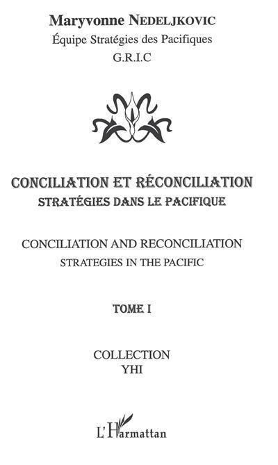Conciliation et réconciliation