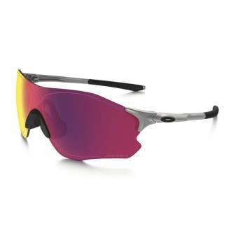 ... Lunettes de soleil Oakley EVZero Path Lead Grise et violette ... a9babefc40b4