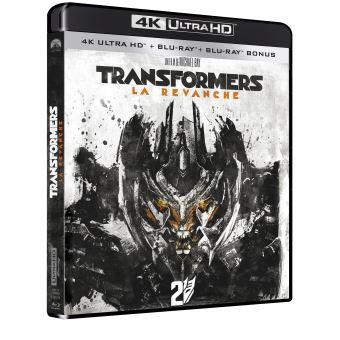 TransformersTransformers 2 la revanche/inclus bluray