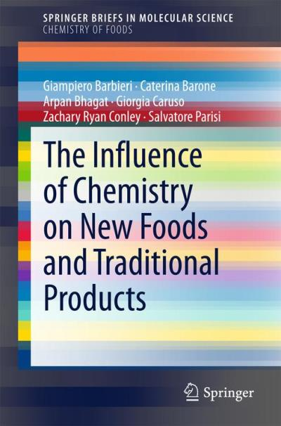 The influence of chemistry on new foods and traditional prod
