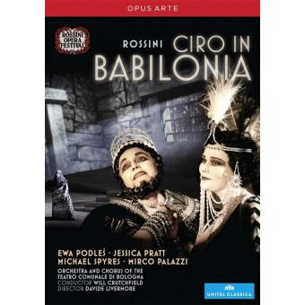 CIRO IN BABILONA/DVD