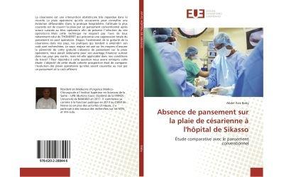 Absence de pansement sur la plaie de césarienne à l'hôpital de Sikasso