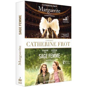 Coffret Sage femme Marguerite DVD