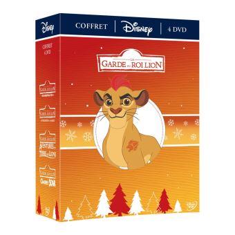 La Garde du Roi LionCoffret La Garde du Roi Lion DVD