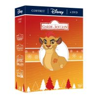Coffret La Garde du Roi Lion DVD