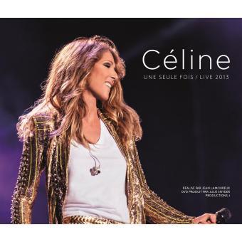 Une seule fois Live 2013 2 CD + Blu-Ray
