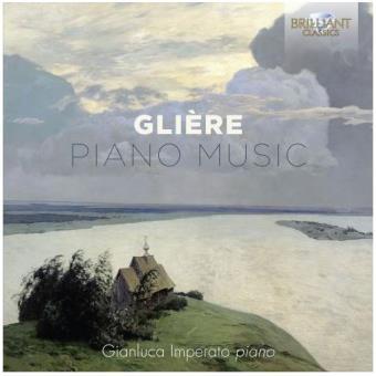 Glière : Musique pour piano