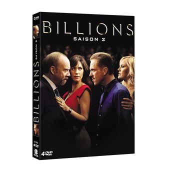 BillionsBillions Saison 2 DVD