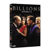 Billions Saison 2 DVD