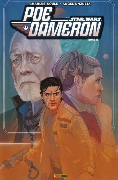 Star Wars - Poe Dameron (2016) T05 - La légende retrouvée - 9782809479676 - 10,99 €