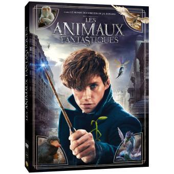 Les Animaux FantastiquesLes Animaux fantastiques DVD