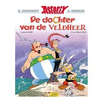 Asterix nl speciale,08: de dochter van de veldheer