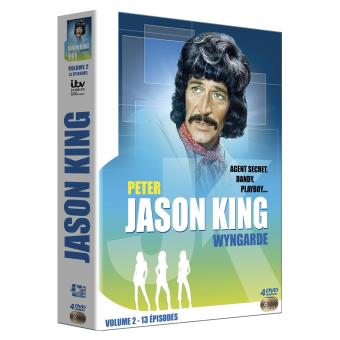 Jason KingJason King Partie 2 DVD