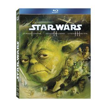 Star WarsStar Wars Episodes 1 à 3 Coffret Blu-ray