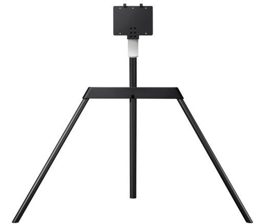"""Plus de détails Pied Studio Samsung Marron foncé pour TV QLED 55"""" 65""""et The Frame"""