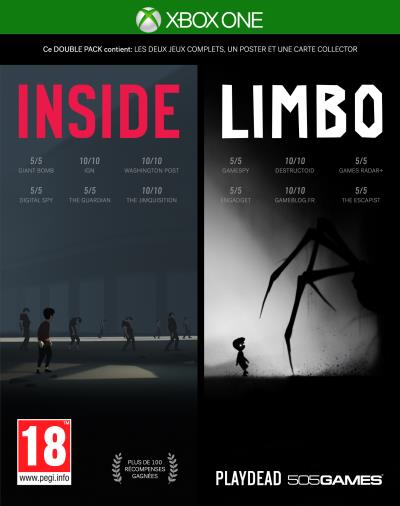 Inside Limbo Double Pack Xbox One