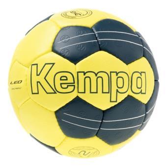 ballon de handball kempa leo basic profile taille 3 jaune. Black Bedroom Furniture Sets. Home Design Ideas