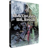 Batman : Silence Steelbook Blu-ray