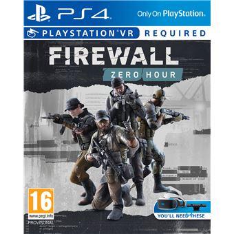 Firewall Zero Hour PS4