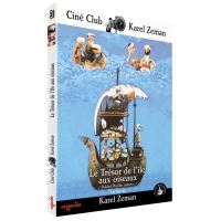 Le Trésor de l'île aux oiseaux DVD