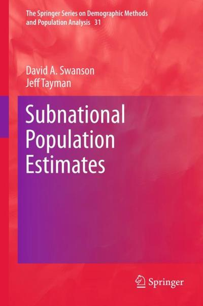 Subnational population estimates