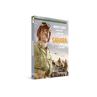 Sahara DVD