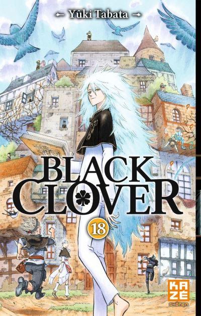 Black Clover T18 - 9782820336439 - 4,99 €