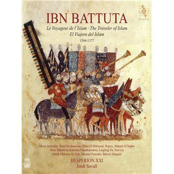 Ibn Battuta Le Voyageur De L Islam Inclus Livre
