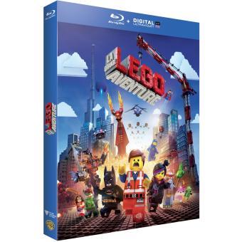 La grande aventure LegoLego, la grande aventure Blu-Ray