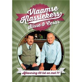 SLISSE & CESAR 65-71 (VLAAMSE KLASSIEKERS)-NL