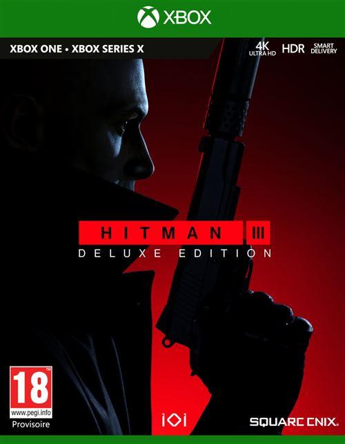 Hitman III Edition Deluxe Xbox