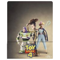 Toy Story 4 Steelbook Blu-ray 3D