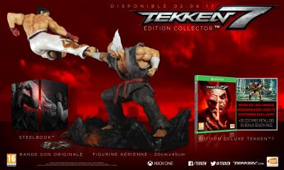 Tekken 7 Edition Collector Xbox One