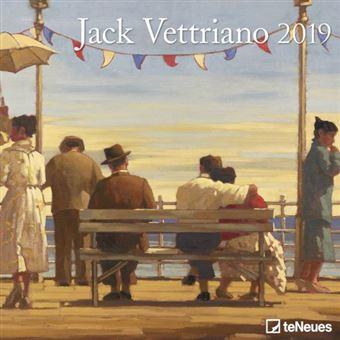 Jack Vettriano Kalender 2019